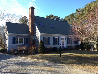 Photo for Beautiful home on private cul-de-sac on Eastham's oceanside, great for families!