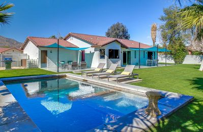 Photo for Newly remodeled and furnished 3 Bedroom 2 Bathroom home in Palm Springs.