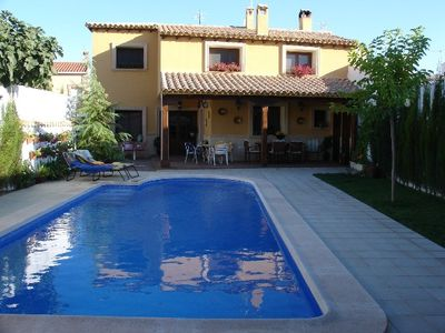 """Photo for Farmhouse """"Villa Parchis"""" for 10 people"""