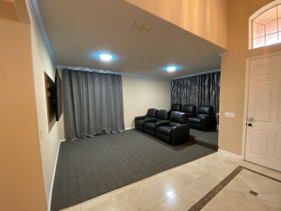 Photo for Gated Luxury Home with Theater Room - Close to Everything and Away from it all