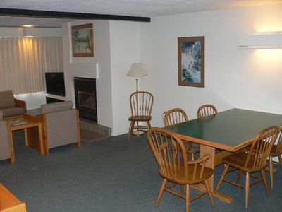 Dining and Sitting Rooms