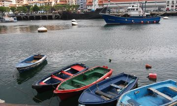 Bermeo Harbour, Bermeo, Spain
