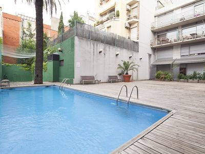 Photo for LAST MINUTE PRICE: DUPLEX IN THE CENTER (PUTXET) WITH POOL FOR 6- FREE WIFI
