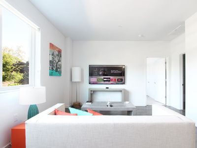 Photo for Stay TRIBE ❤️ Deep Cleaned 🧽 Quiet & Private 1BR, North San Jose