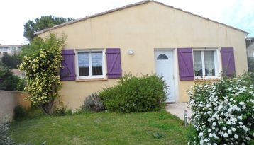 Villa Dorissimo, 25 km from the sea between Narbonne and Carcassonne