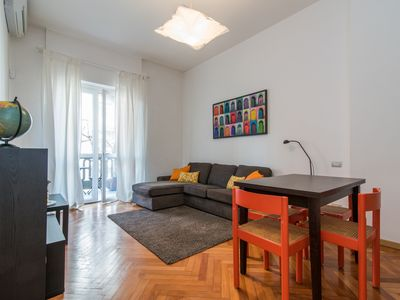Photo for Spacious three-room apartment in the center of Milan