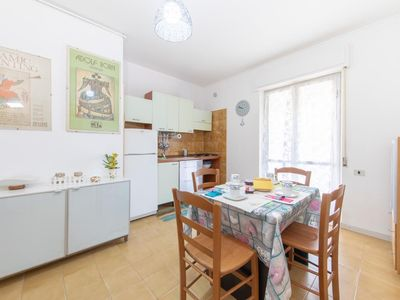 Photo for Holiday apartment Vasto for 4 persons with 2 bedrooms - Penthouse holiday apartment