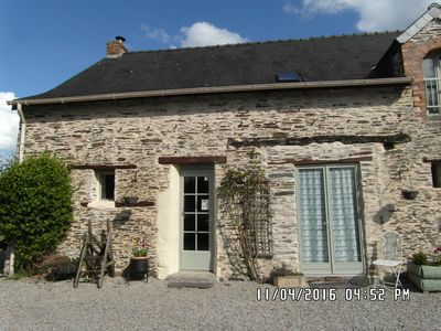 Photo for The Lodge- Rural Gite, - Four  bedroom house near Chateaubriant