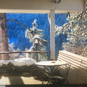Photo for Beautiful, Comfortable, Mountain Home between Morrison and Conifer on 7.5 Acres
