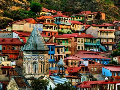 Photo for Old city Apartment Tbilisi