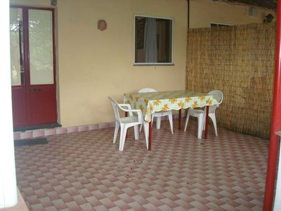 Photo for holiday home to 200 m from the sea of fondachello