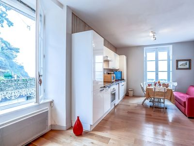 Photo for Nice apartment for 2 people with TV and parking