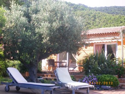 Photo for Charming apartment all mod cons in Cavaliere - Le Lavandou