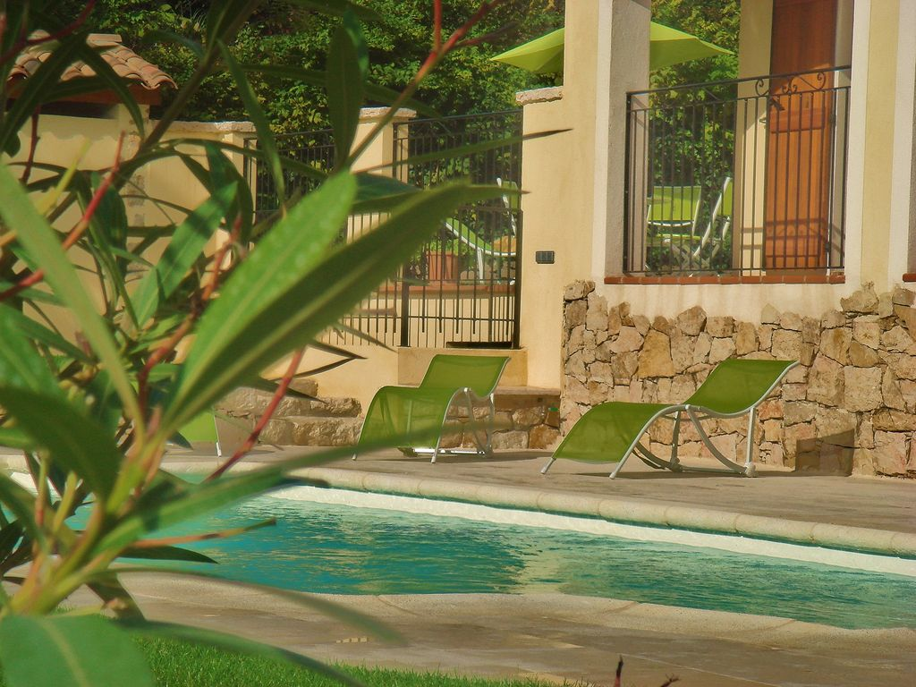 Big House With Apartments Swimming Homeaway La Gaude