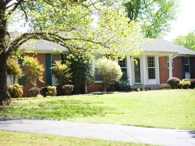 Photo for Charming home, newly renovated, near downtown and Opryland.