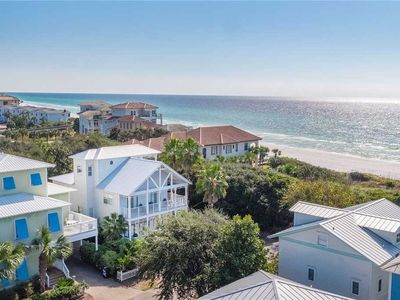 Photo for Beach Dreams - Gulf View, Private Pool, Heated Private Pool, Sunrise Beach, 30A!