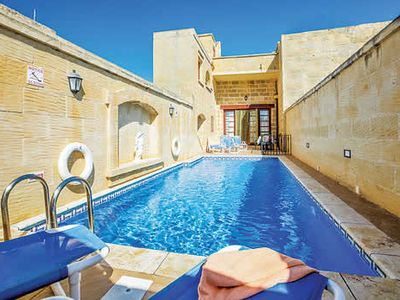 Photo for Historic villa in ideal resort location w/ traditional interior, pool and Wi-Fi