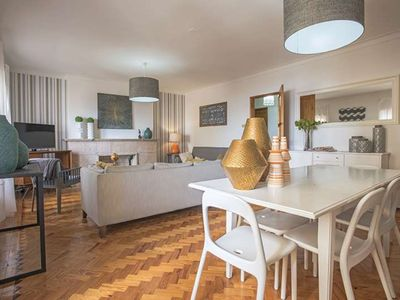 Photo for Luxorius apartment perfect for groups in the center of the monumental Lisbon