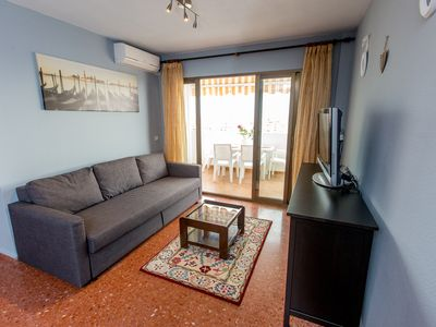 Photo for PENTHOUSE IN FUENGIROLA WITH OFFER PRICE, FIBER OPTIC WIFI AND INCREDIBLE VIEWS