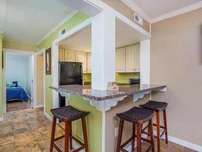 Photo for Freshly Renovated 2 Br/2 Ba with Pool Close to Boardwalk