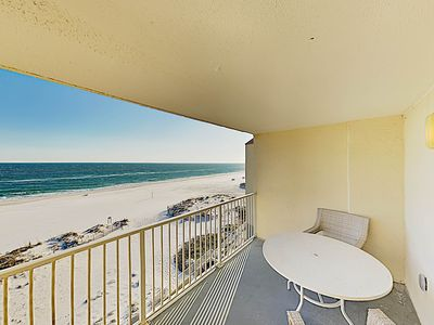 Photo for New Listing! Clearwater Condo + Bunk Room w/ Pool & Balcony - Walk to Waves