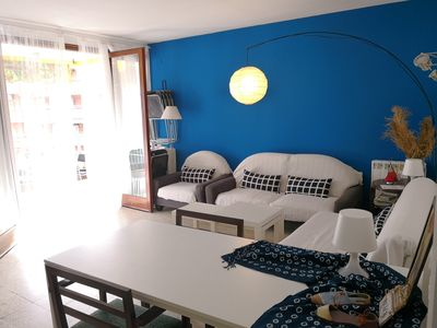 Photo for OFFER..!! Beautiful renovated apartment, 50 m from the beach.