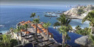 Photo for Spend Christmas in Cabo, Deluxe 5-star Ocean View One Bedroom Villa, Sleeps 4