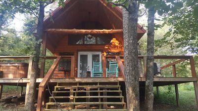 Photo for Country Cabin quiet! And private.