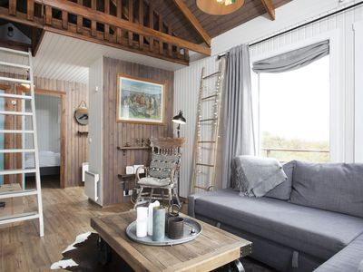 Múlakot 1 - Cosy countryside cabin with a sauna and amazing view´s