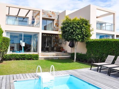 Photo for VILLA GOLFERS 2 with SEAVIEW and PRIVATE POOL in the SALOBRE GOLF RESORT