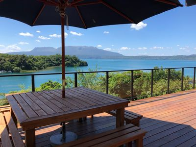 Photo for TARA-DISE, private with stunning Lake views