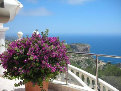 Photo for Holiday house Benitachell for 4 - 6 persons with 3 bedrooms - Holiday house