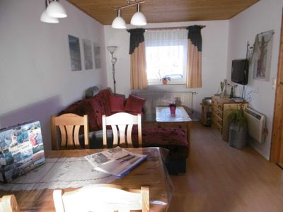 Photo for Apartment - Idyllic holiday accommodation *** - 2.5 km to the beach