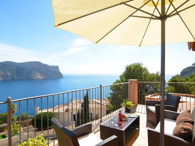 "Photo for Country house a short walk away (337 m) from the ""Cala Marmassen"" in Andratx with Internet, Pool, Air conditioning, Terrace (726723)"
