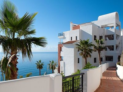 Photo for 3 bedroom Apartment, sleeps 6 in Torrox with Pool, Air Con and WiFi