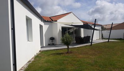 Photo for House Brétignolles on sea, 170m2,4ch, 9/10 pers
