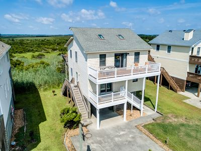 Photo for The Four C's | 450 ft from the beach | Community Pool