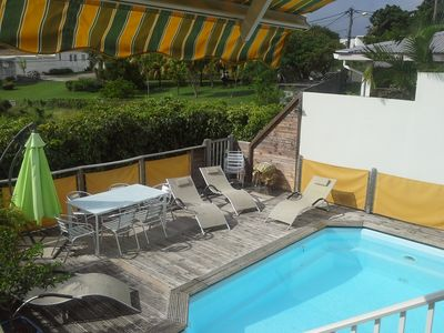 Photo for spacious cottage 4 STARS sea and countryside and pool for 6/8