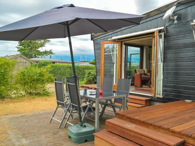 Photo for 4 pers. holiday home Sol & Mar with infrared sauna at the Lauwersmeer