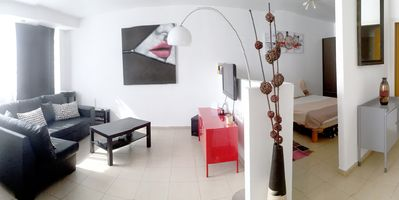 Photo for Holiday apartment Tel Aviv for 1 - 2 persons with 1 bedroom - Holiday apartment