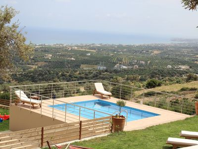 Photo for Contemporary Villa With Panoramic View