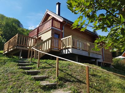 Photo for CHALET Le Mont Dore Auvergne 3 stars Thermauvergne.