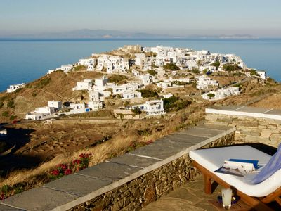 Photo for Luxurious Villa on Sifnos, Cyclades