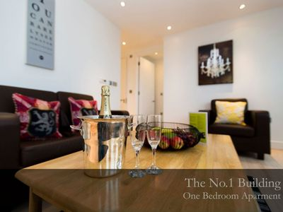 Photo for #8 Gunwharf Quays - 1 Bedroom Apartment