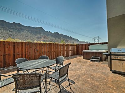 Photo for NEW! Moab Townhome w/Hot Tub & Patio - Near Arches