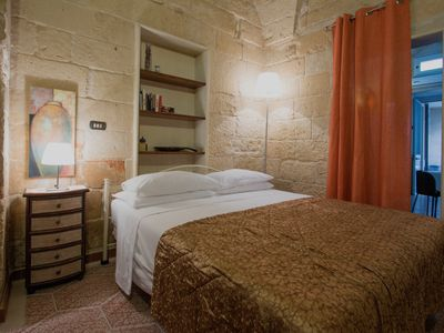 Photo for Il Caminetto, apartment for 2 people in the historic center of Lecce