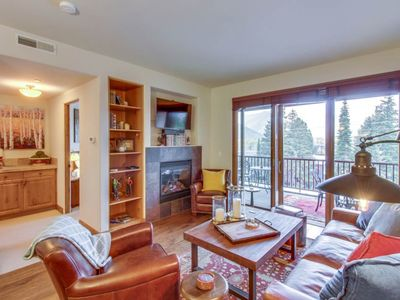 Photo for Updated condo in the heart of Ketchum w/ mountain views! Close to everything!