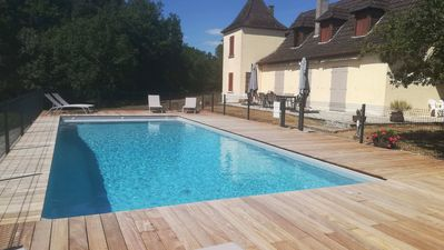 Photo for 5BR House Vacation Rental in Simeyrols, Nouvelle-Aquitaine