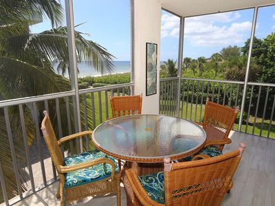 Photo for Enjoy Views of The Gulf From This Well-Maintained Sanibel Condo