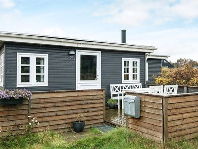 Photo for Charming Holiday Home in Grenå with Whirlpool